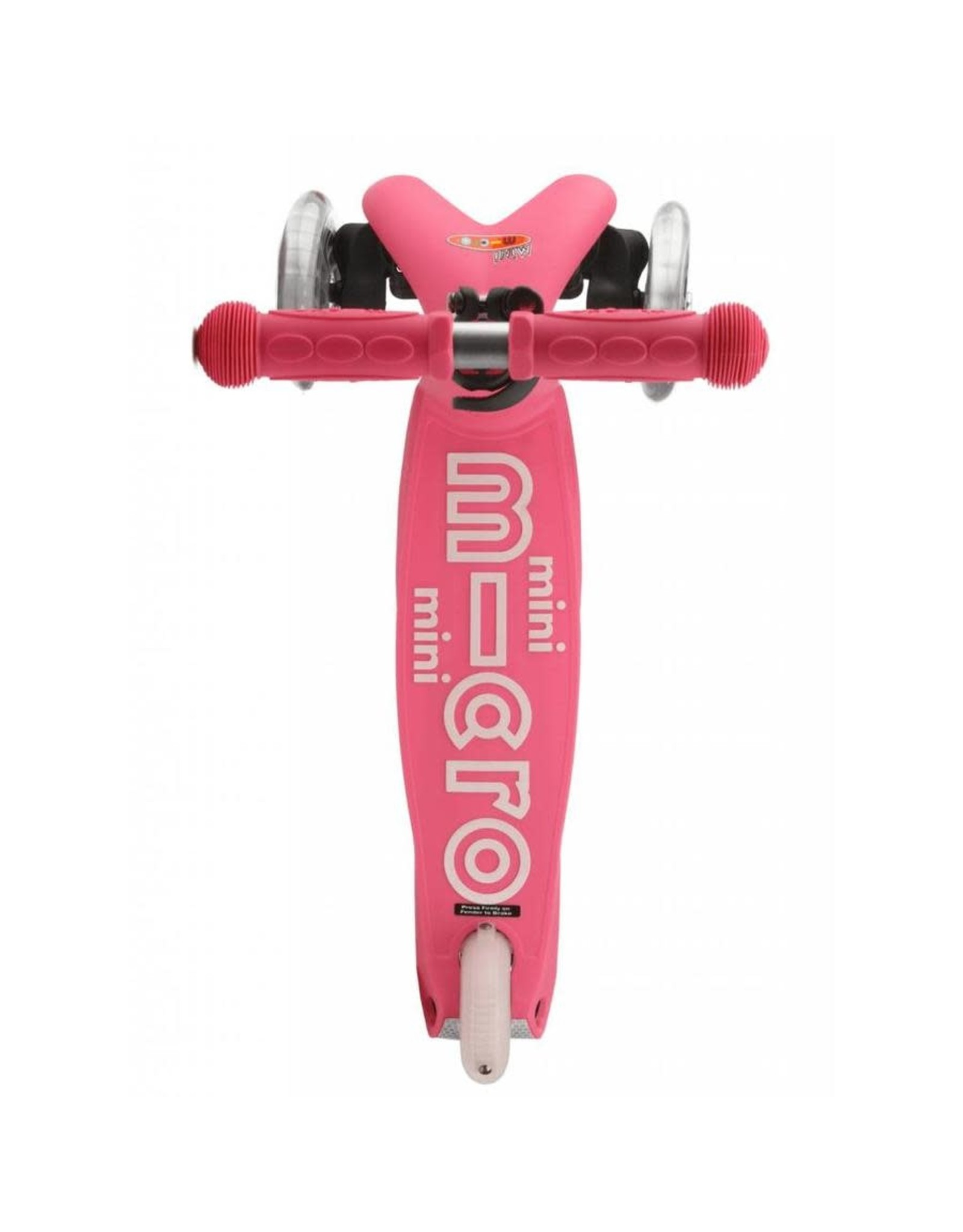 Microstep Mini Micro step deluxe roze - pre order