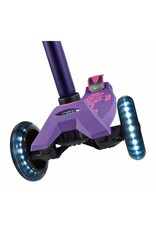 Microstep Maxi Micro step deluxe roze LED - pre order