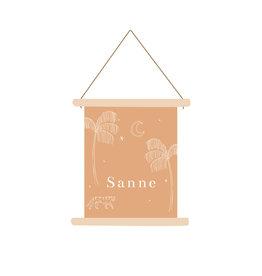 studiobydiede Textielposter Sanne
