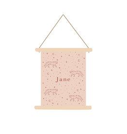 studiobydiede Textielposter Jane