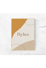 studiobydiede Poster Dylan