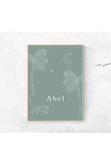 studiobydiede Poster Abel