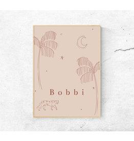studiobydiede Poster Bobbi
