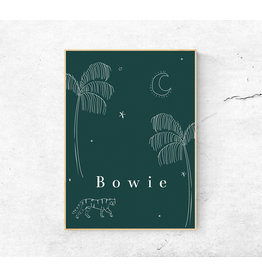 studiobydiede Poster Bowie