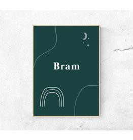studiobydiede Poster Bram