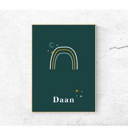 studiobydiede Poster Daan