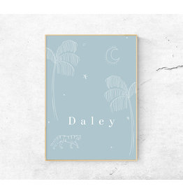 studiobydiede Poster Daley