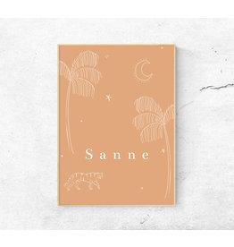 studiobydiede Poster Sanne