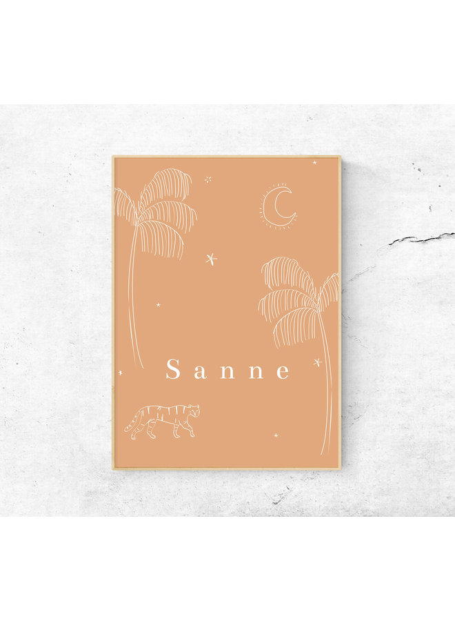 Poster Sanne
