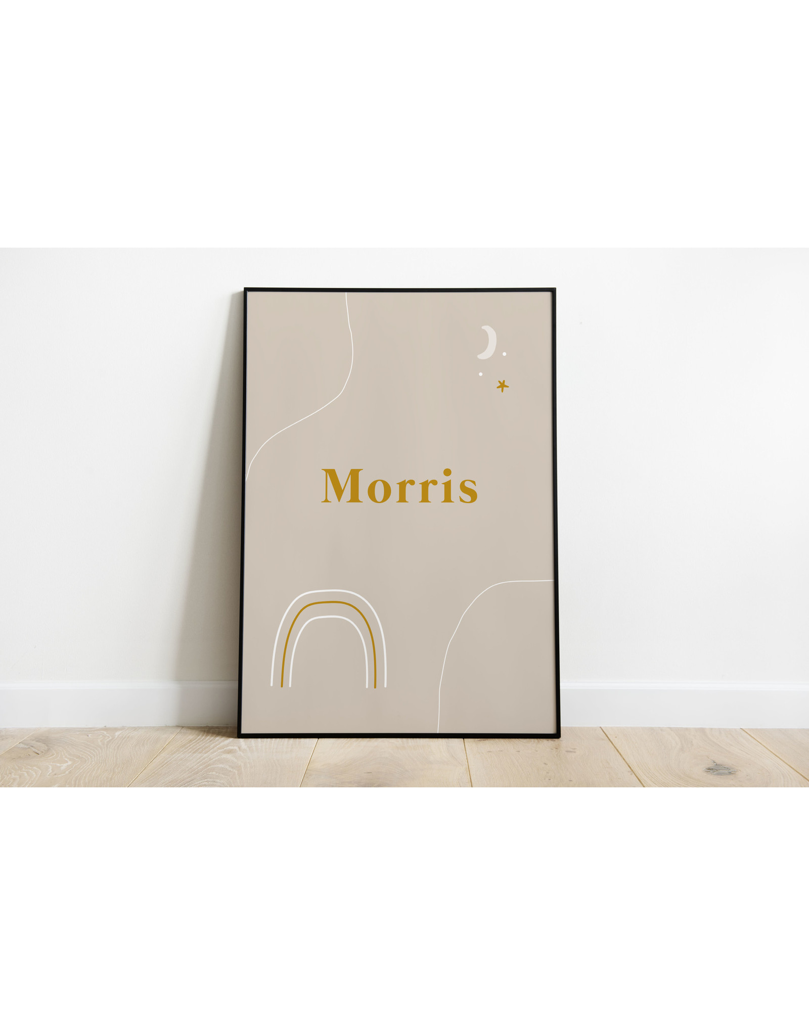 studiobydiede Poster Morris