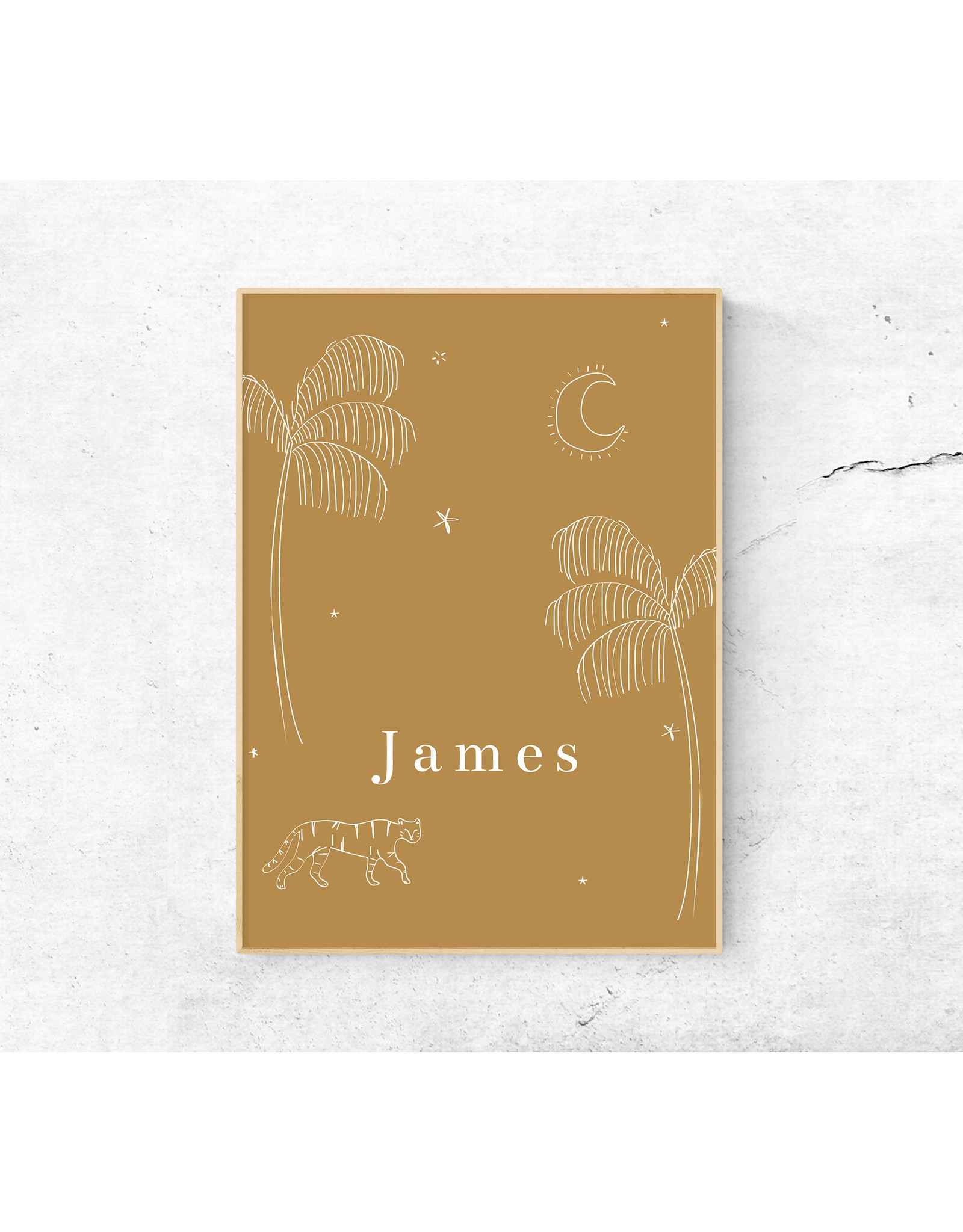 studiobydiede Poster James
