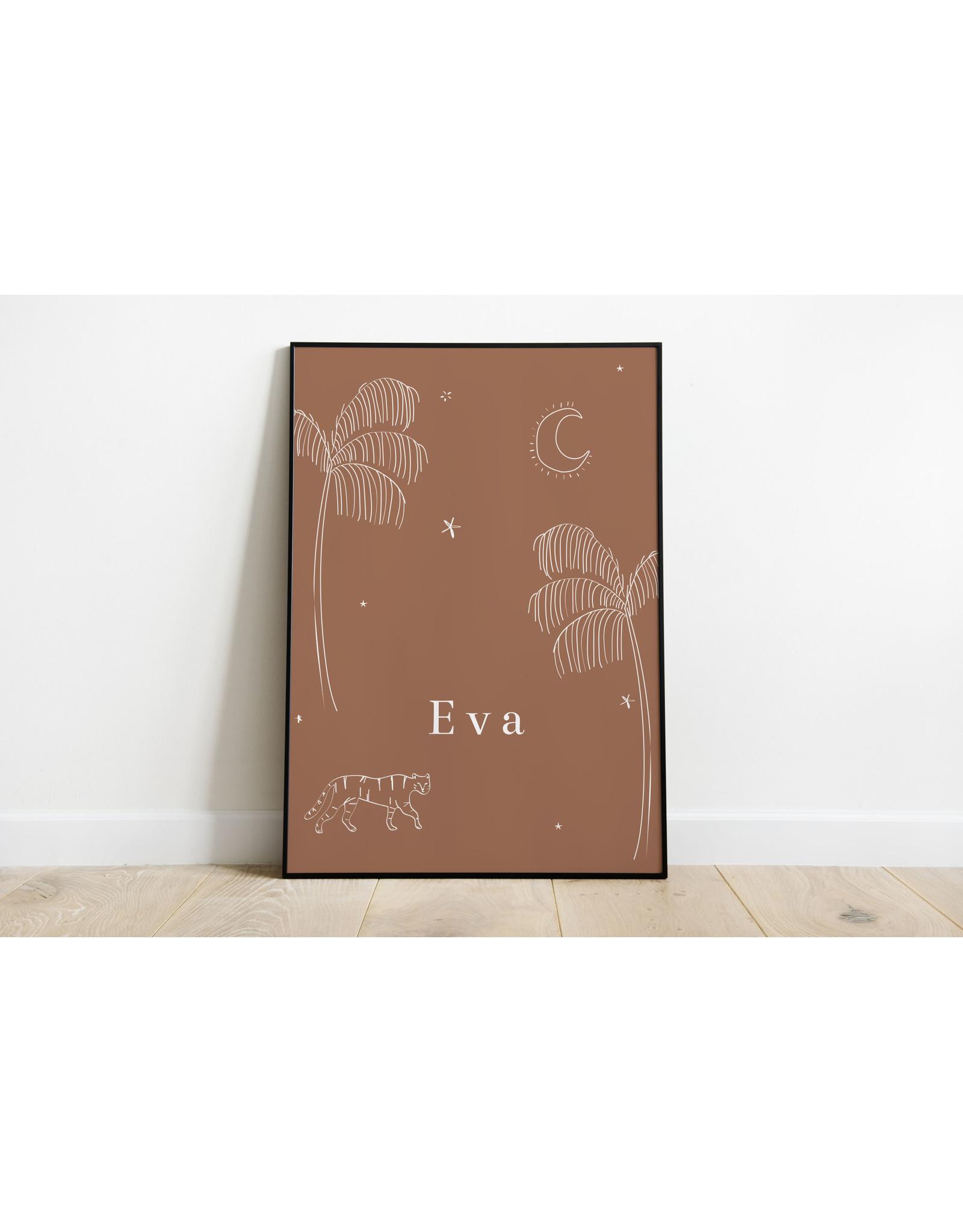 studiobydiede Poster Eva