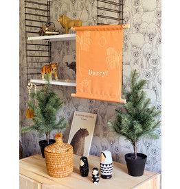 studiobydiede Textielposter Darryl