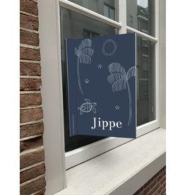 studiobydiede Geboortebord Jippe