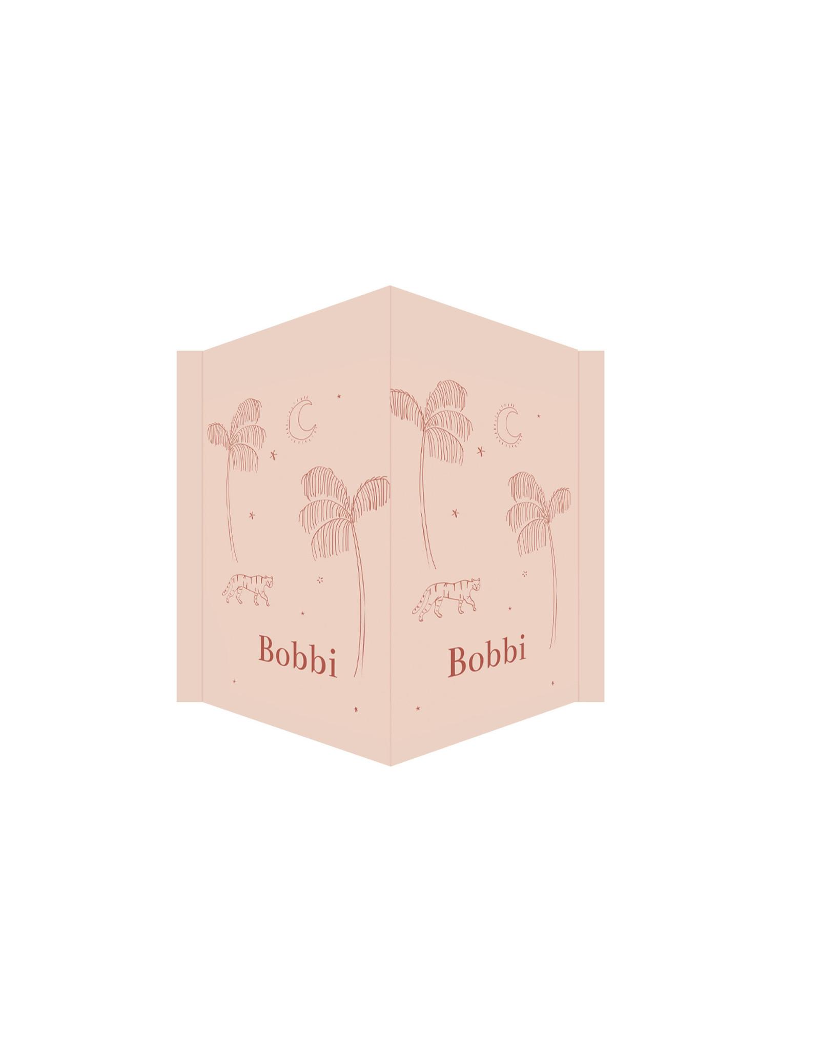 studiobydiede Geboortebord Bobbi