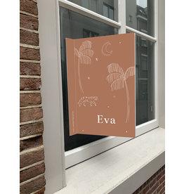 studiobydiede Geboortebord Eva