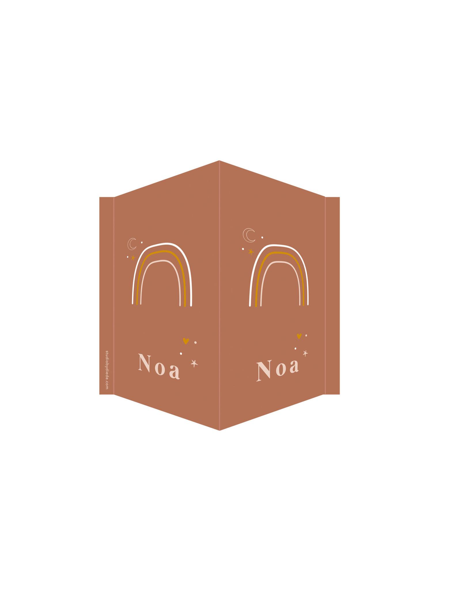 studiobydiede Geboortebord Noa