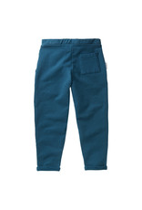 Mingo Cropped chino Teal Blue