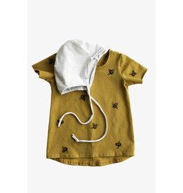 Manoh T-shirt gold bees