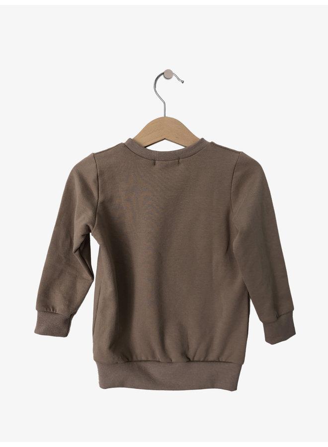 Sweater desert fishflag