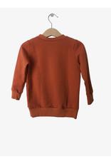 Manoh Sweater pumpkin cranebird