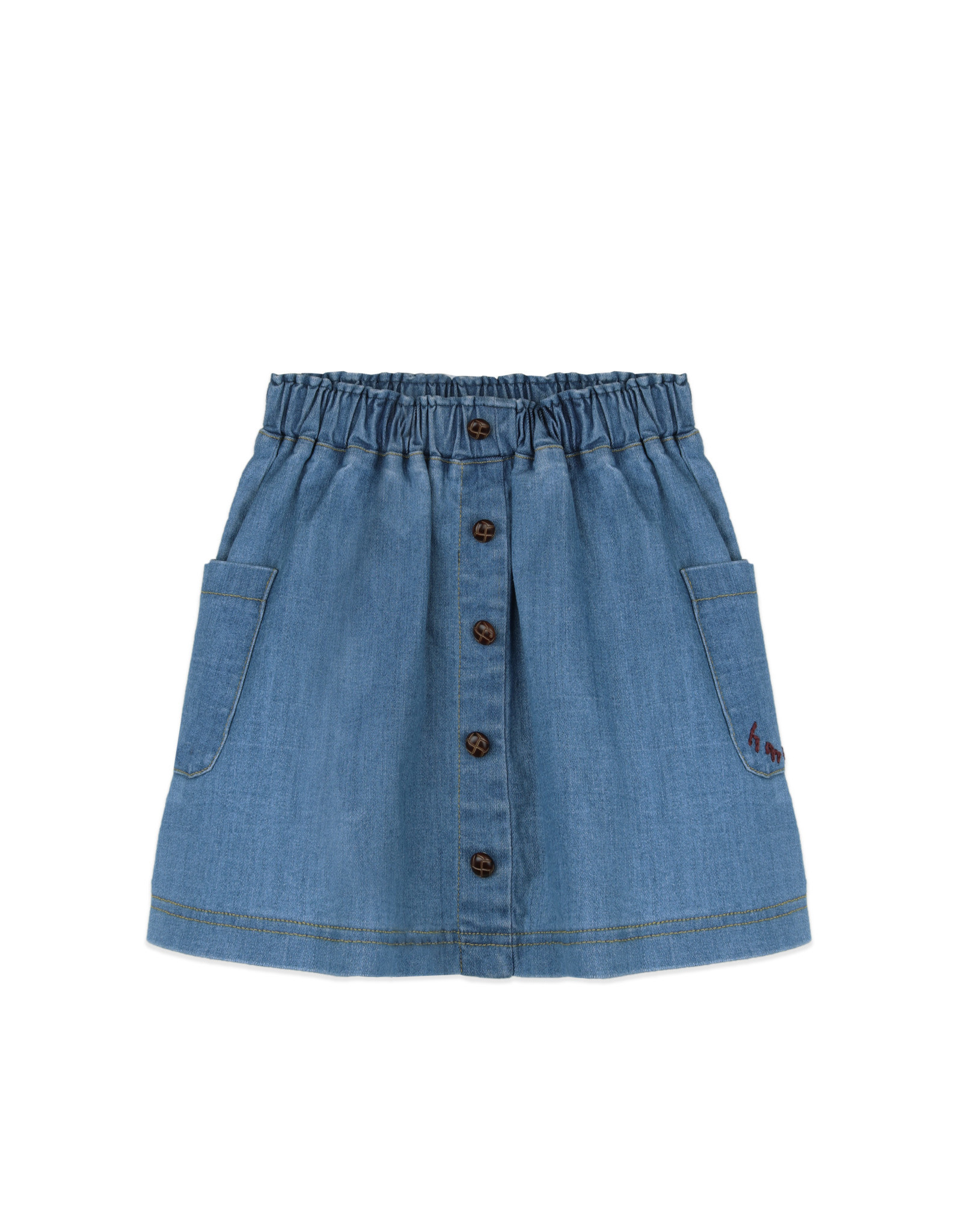 Ammehoela Denim blue skirt
