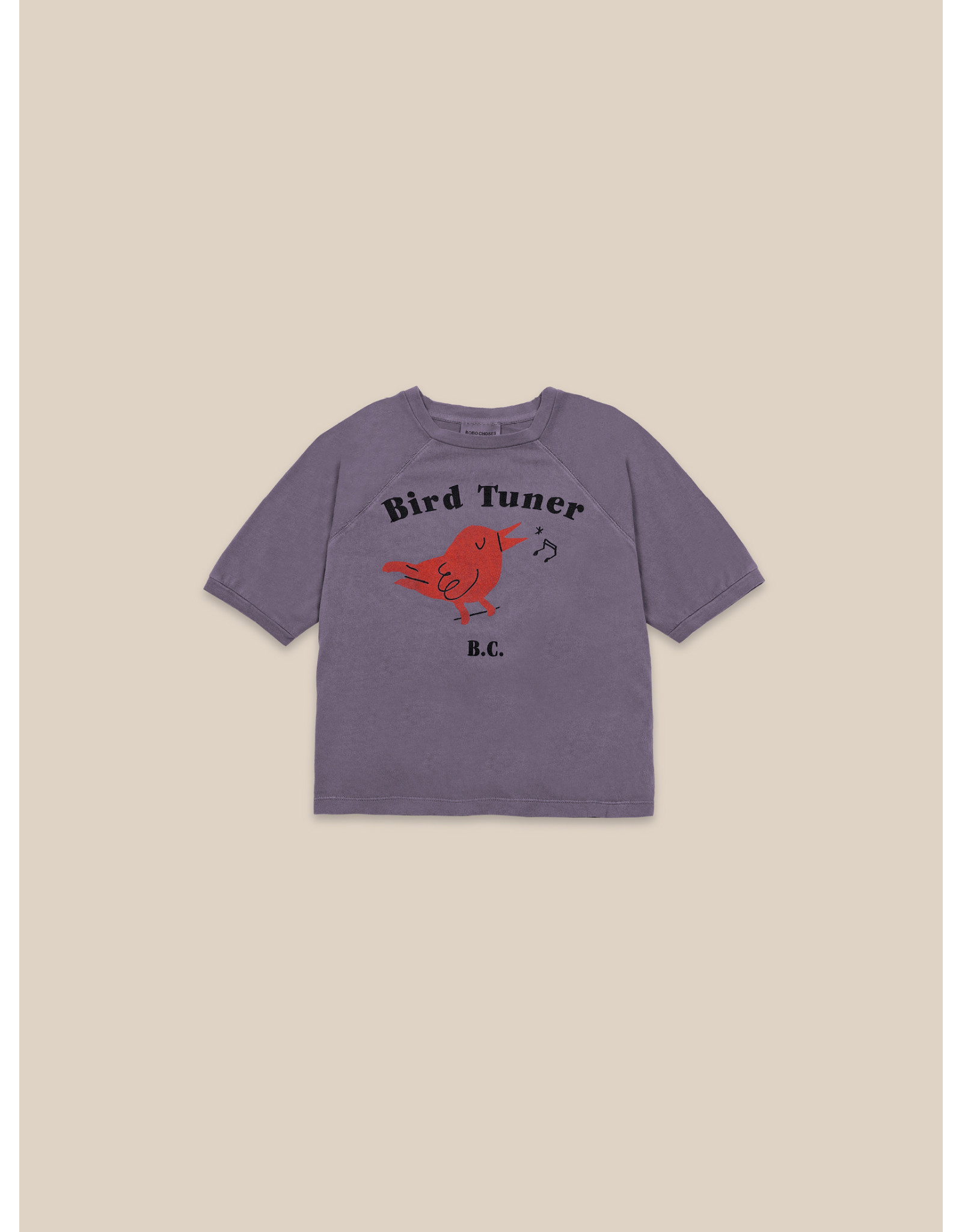 Bobo Choses Bird tuner T-shirt
