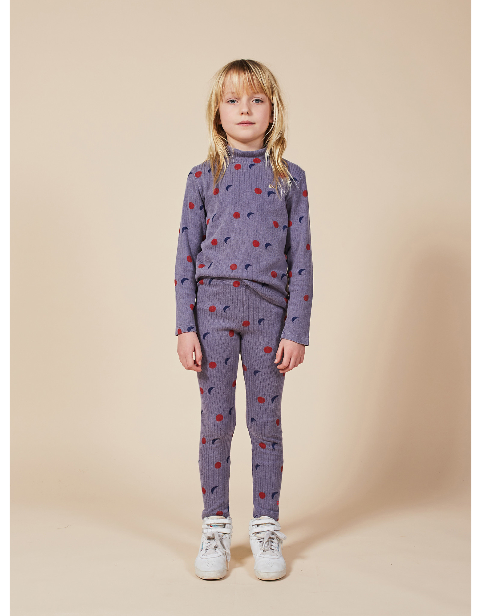 Bobo Choses Night all over turtle neck