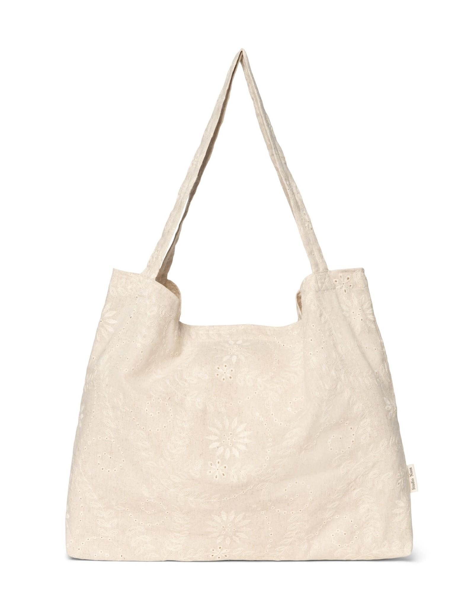 Studio Noos Sun flowers mom-bag