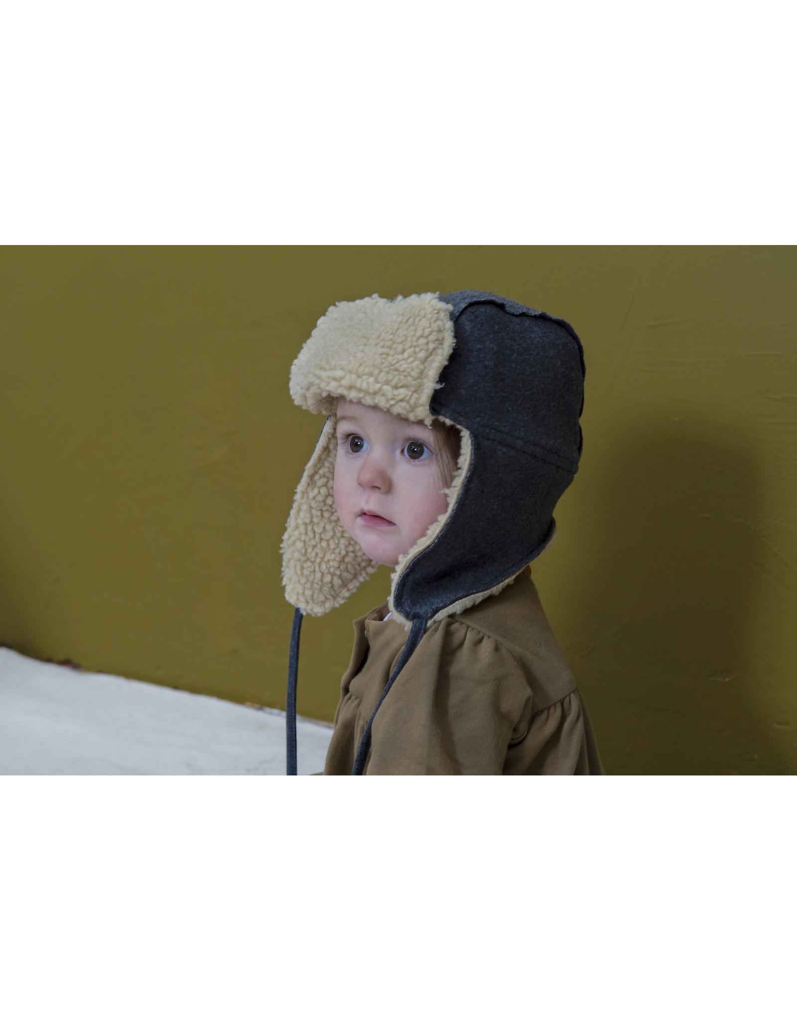 Nixnut Winter hat Antracite