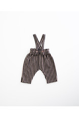 Play Up Striped Double Face trousers