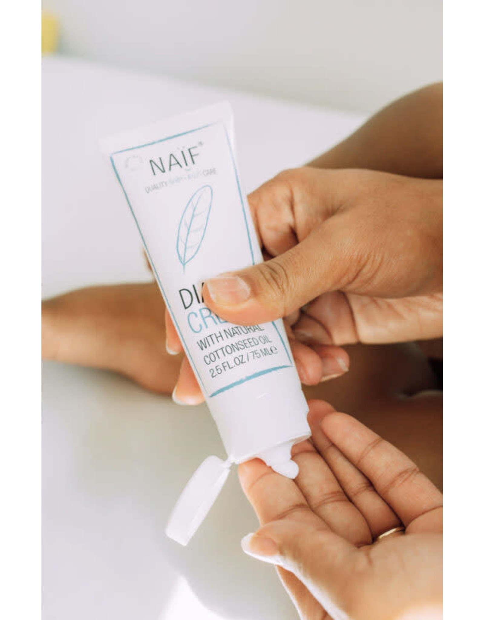 Naïf Diaper Cream 75ml
