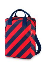 Engel Backpack large Stripe Navy