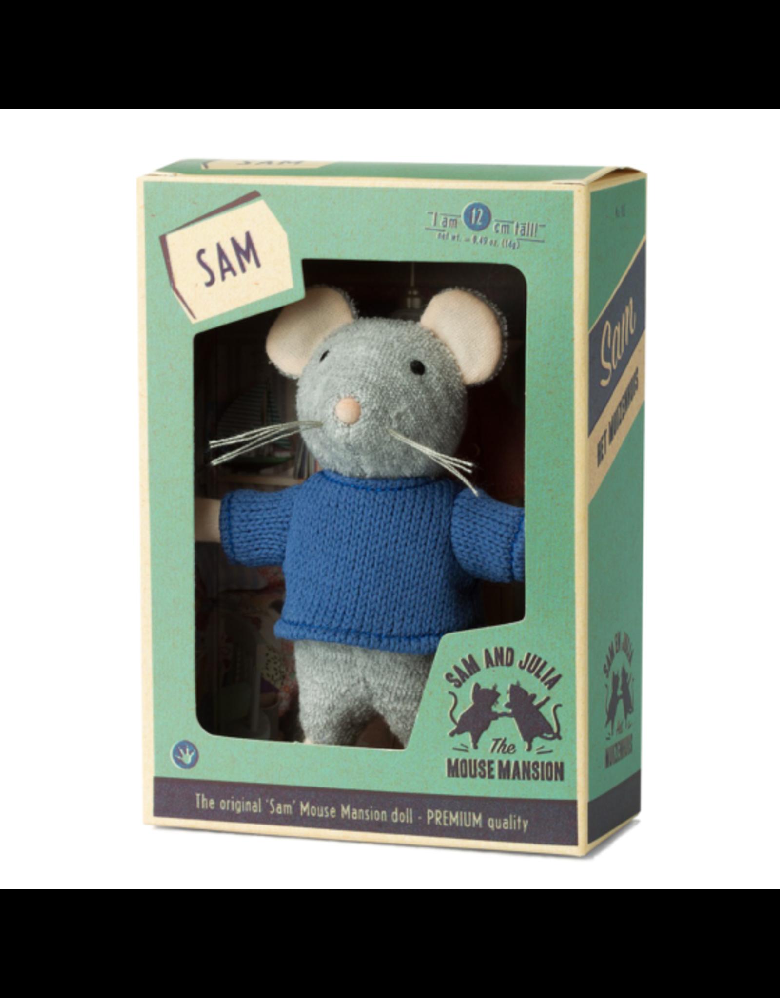 Het muizenhuis Knuffeltje Sam