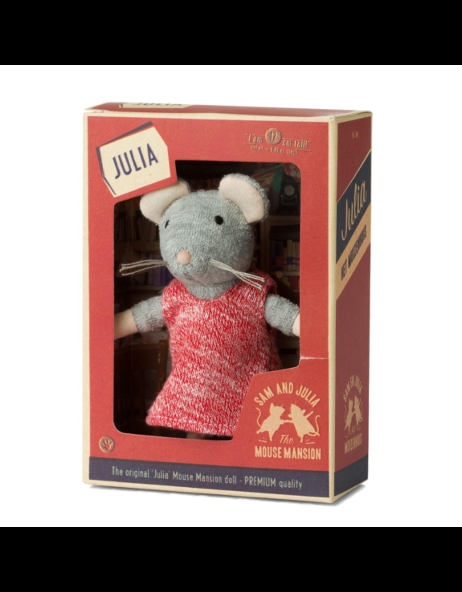 Het muizenhuis Knuffeltje Julia