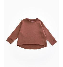 Play Up Jersey sweater woodwork