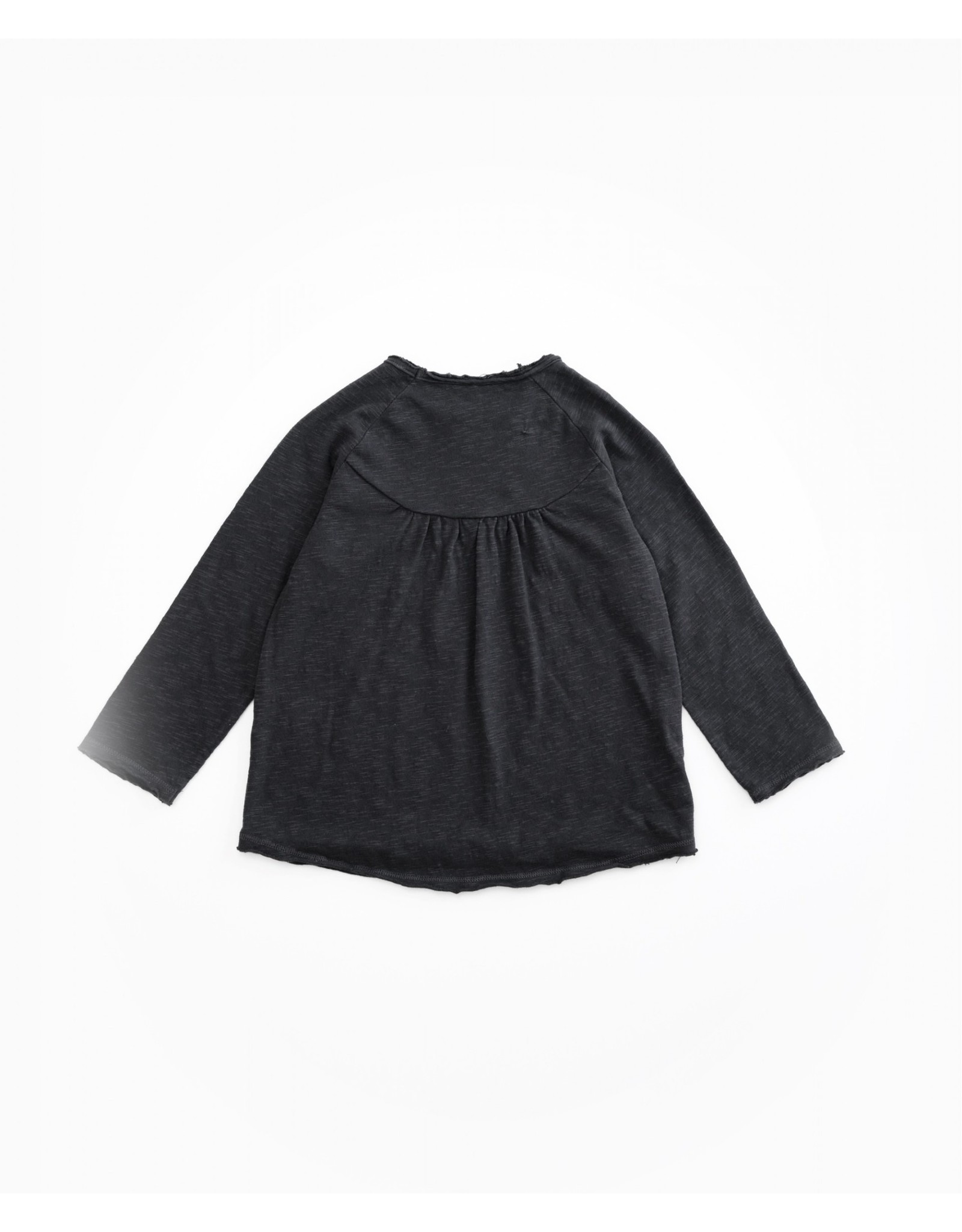 Play Up Longsleeve jersey pleated back