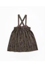 Play Up Strapped dress Walnut
