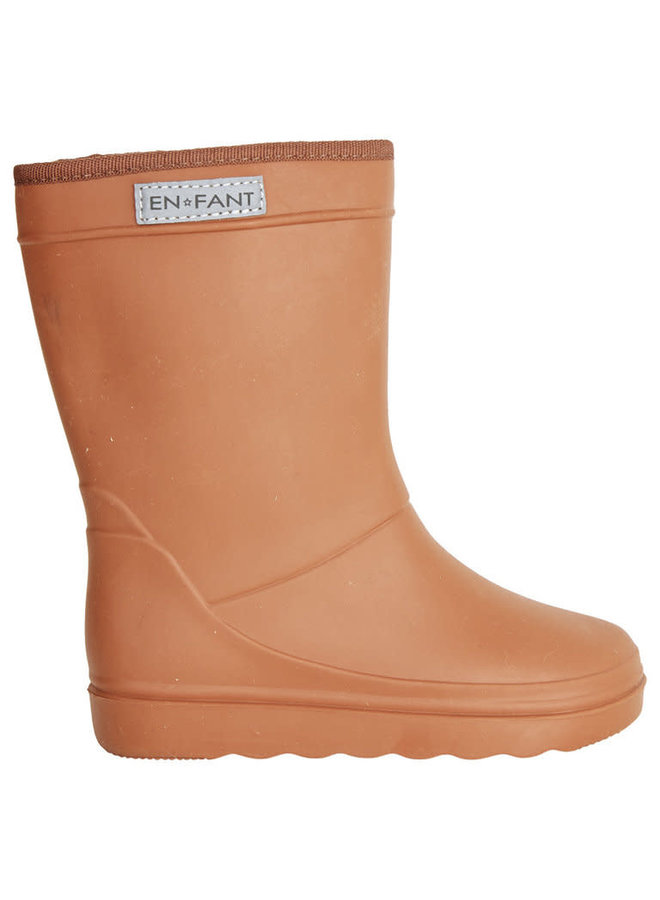 Thermo boot - Camel