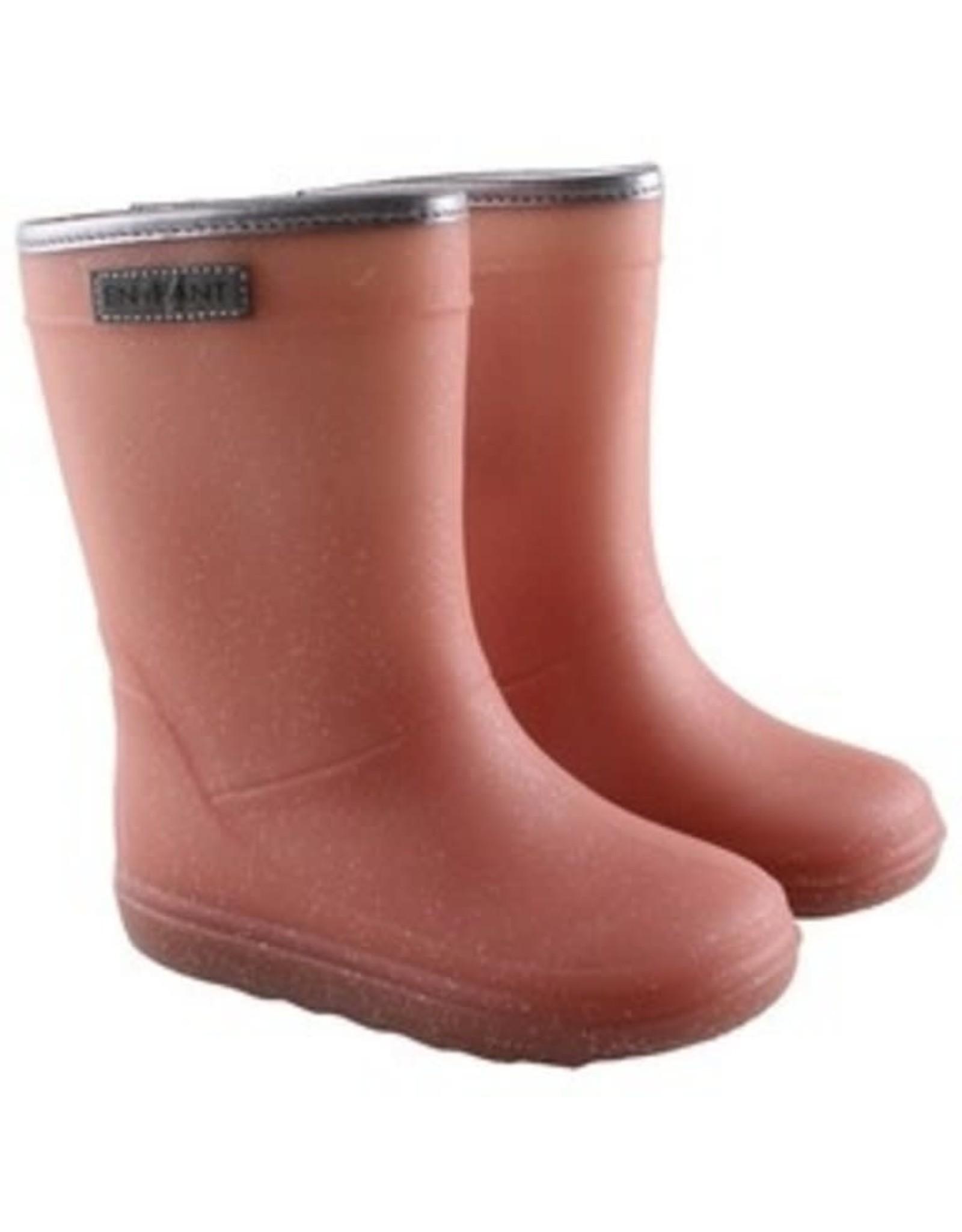 Enfant Thermo boot - Metallic Rose