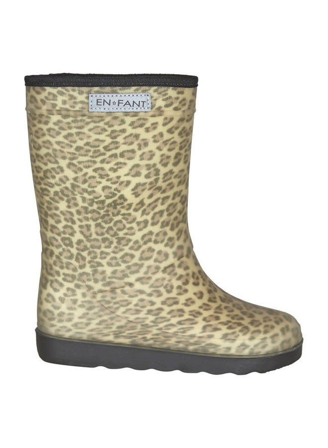 Thermo boot -  Leo camel