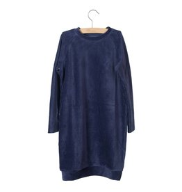 Little Hedonist Sweatdress Ruth night blue