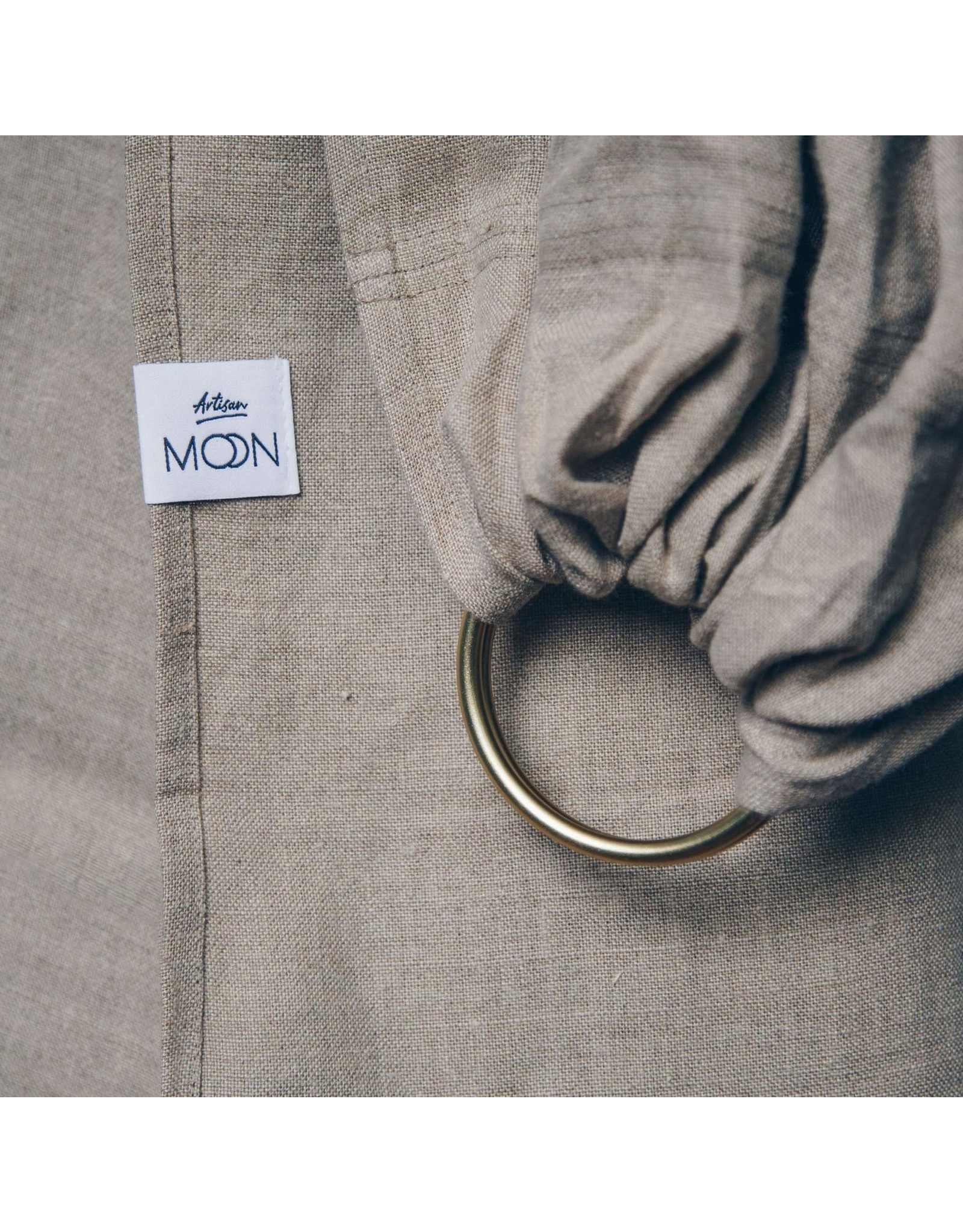 By Moon Moon Ring Sling - Artisan Clay Moon