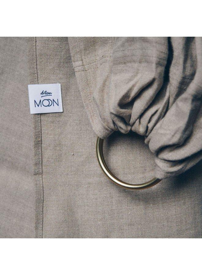 Moon Ring Sling - Artisan Clay Moon
