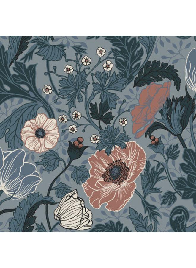 Apelviken Anemone blauw
