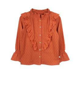 Ammehoela Blouse Mia Bombay brown