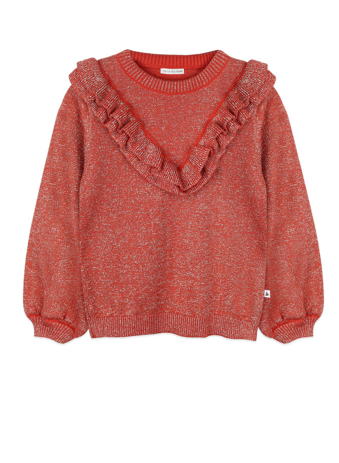 Sweater Cher Bombay brown