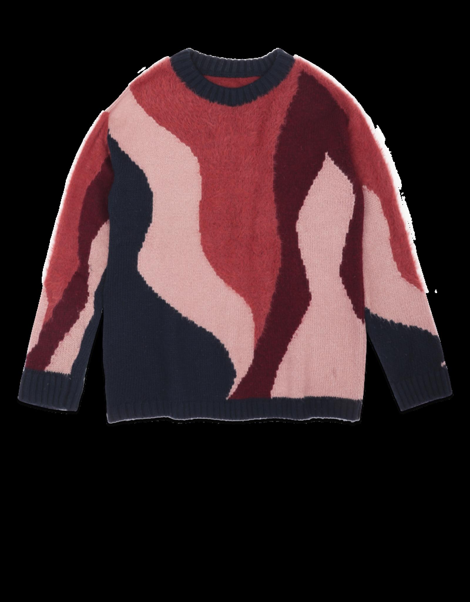 Ammehoela Roxie Mom sweater multicolor