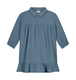 Daily Brat Lilyan dress forest blue