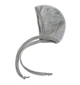 Engel Natur Wolfleece bonnet grijs